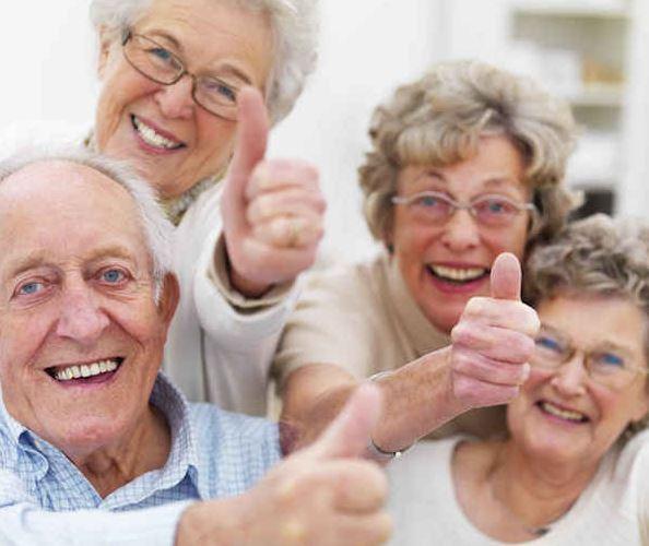Alzheimer's Disease patient with help