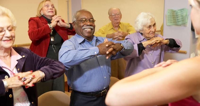Parkinson disease living 2