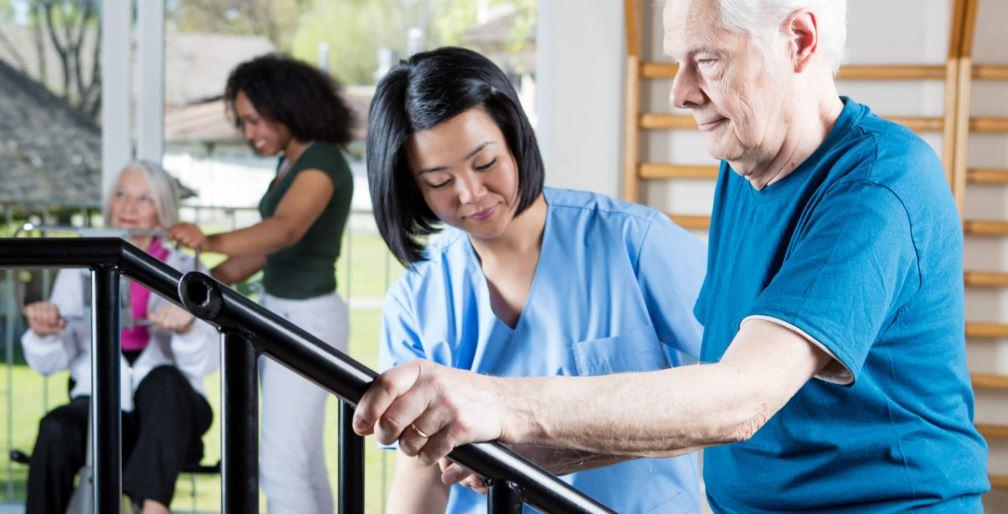 Parkinson disease living 3