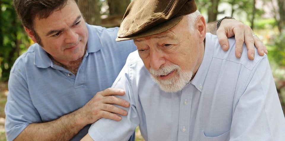 Parkinson disease living