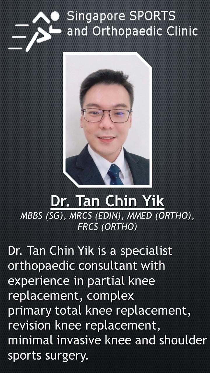 Dr. Tan Chin Yik profile